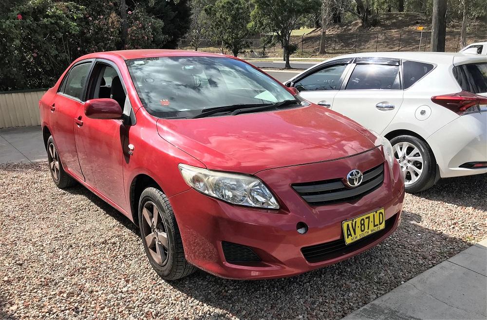 Picture of Parth's 2008 Toyota Corolla Sedan