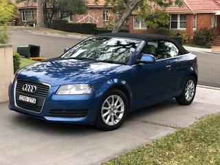Picture of David's 2008 Audi A3 TFSI