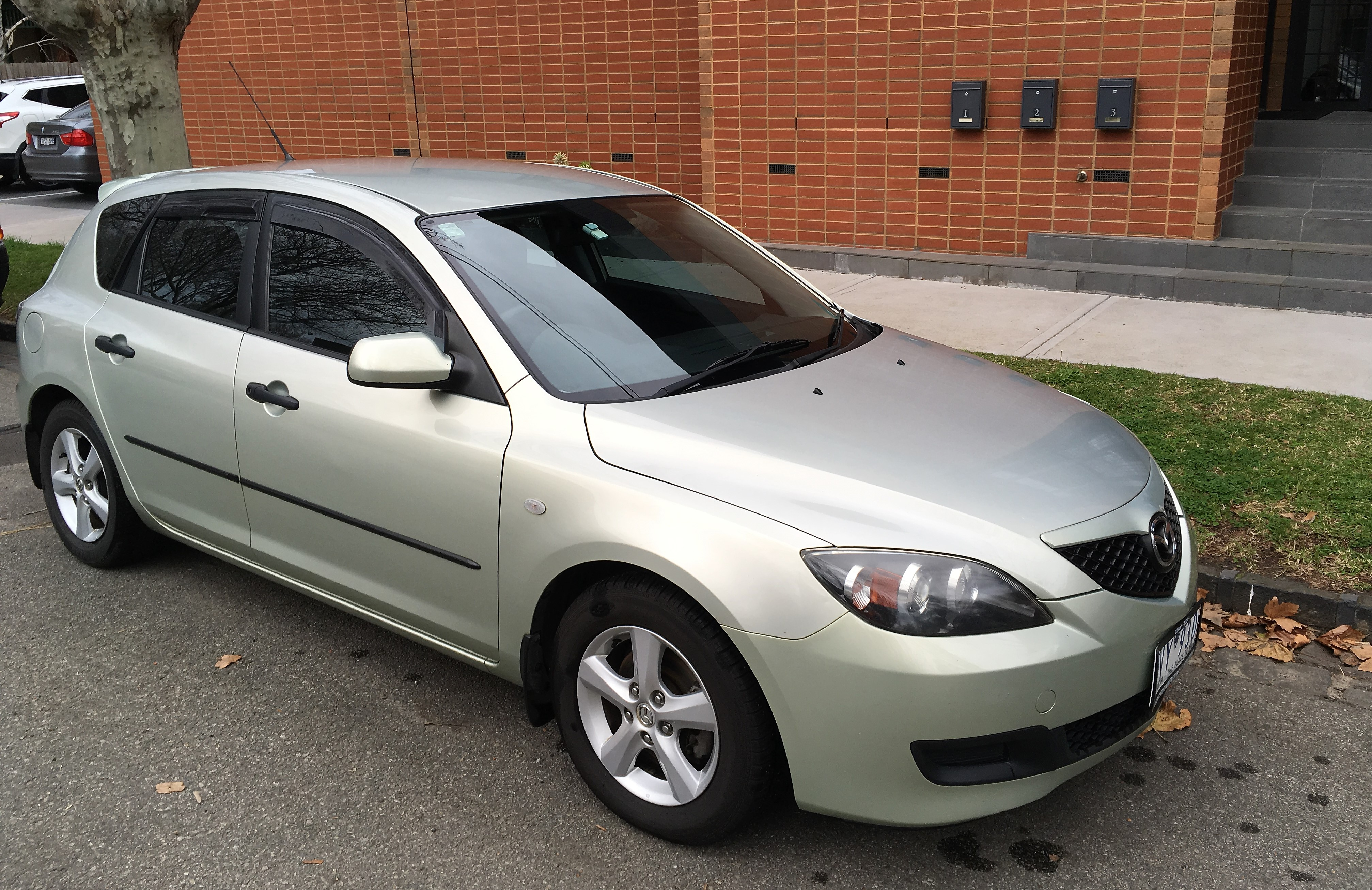 Picture of Michael's 2008 Mazda 3 Neo