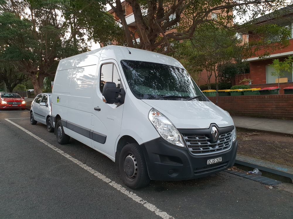 Picture of Qiuying's 2016 Renault Master