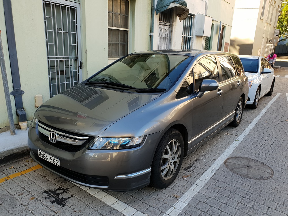 Picture of Denny's 2007 Honda Odyssey