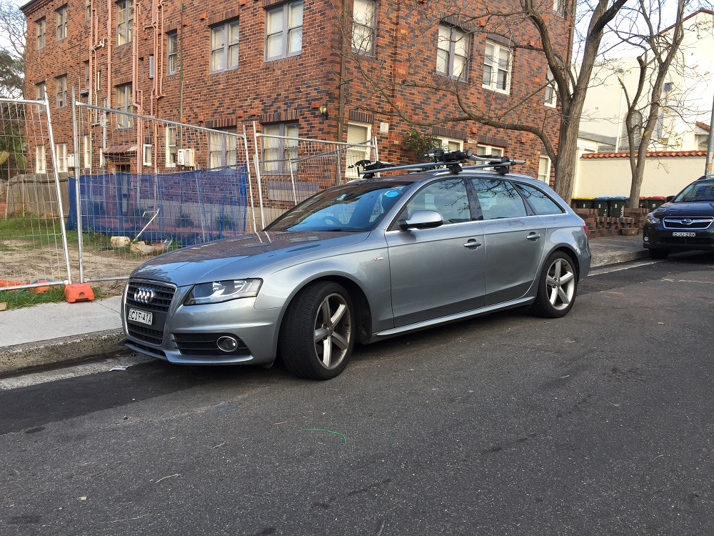 Picture of Lewis' 2011 Audi A4 Avant