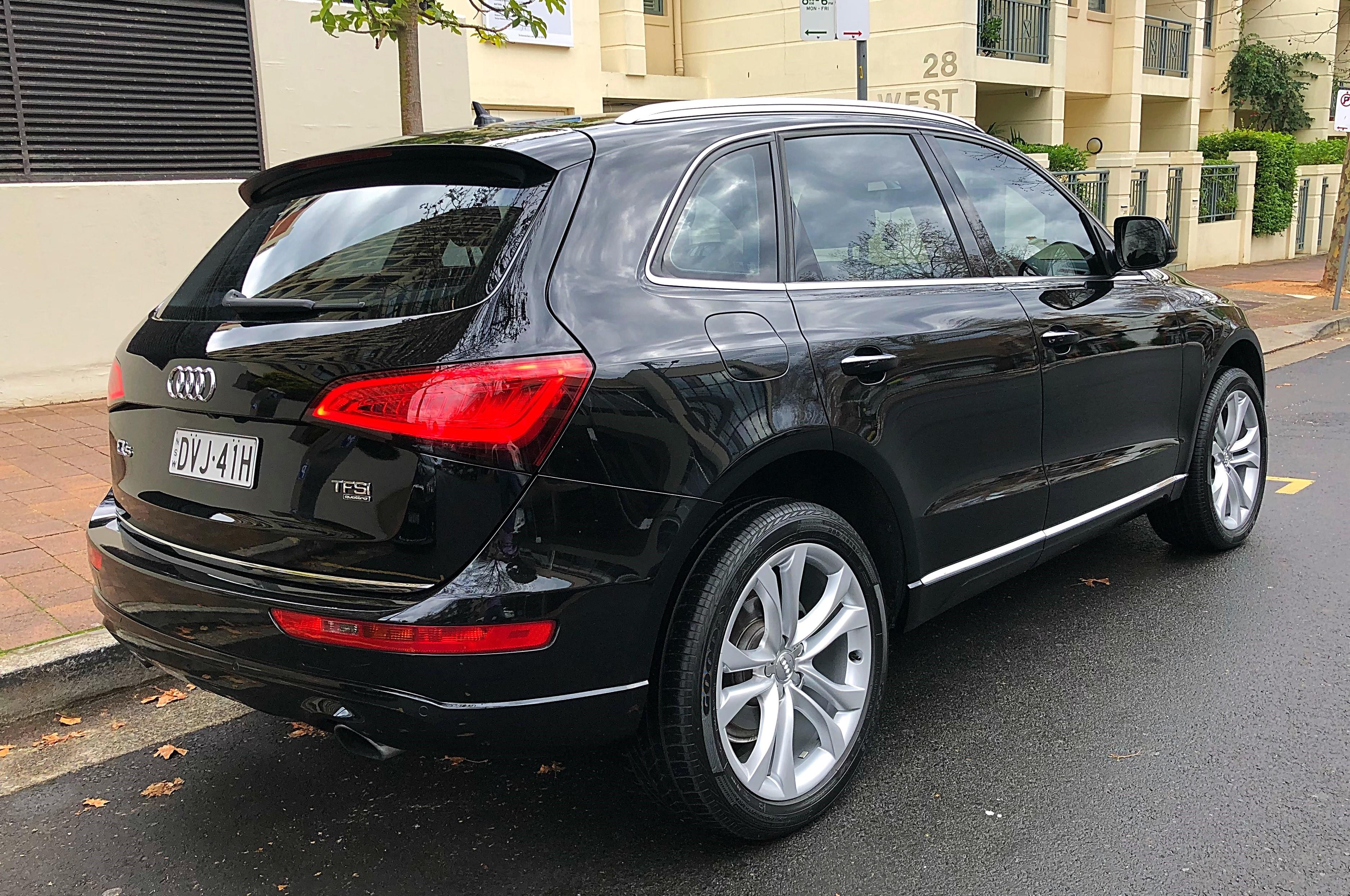 Picture of Mathew's 2014 Audi Q5