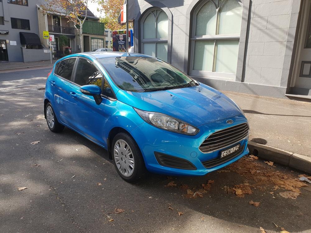 Picture of Alicia's 2014 Ford Fiesta