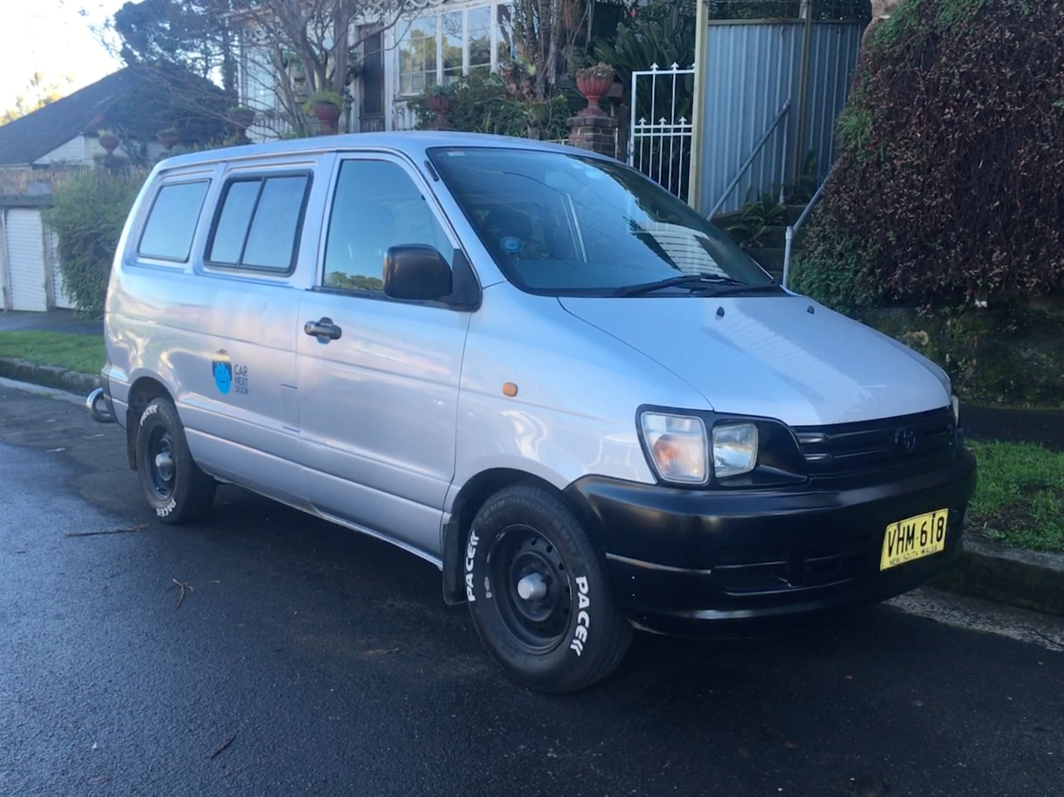 Picture of Felipe's 2003 Toyota Townace