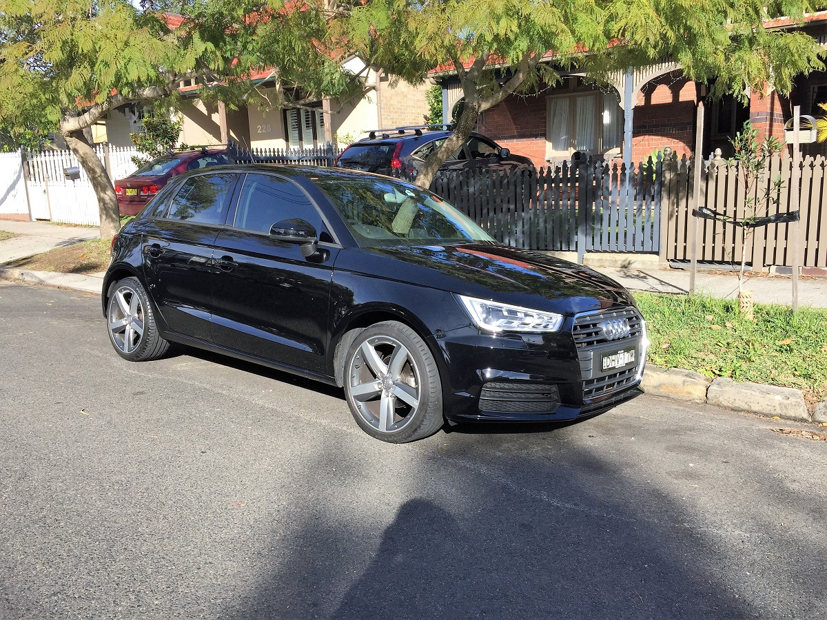Picture of Tiziano's 2016 Audi A1