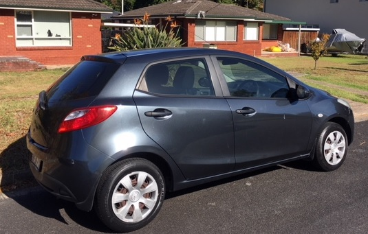 Picture of Geoff's 2007 Mazda 2