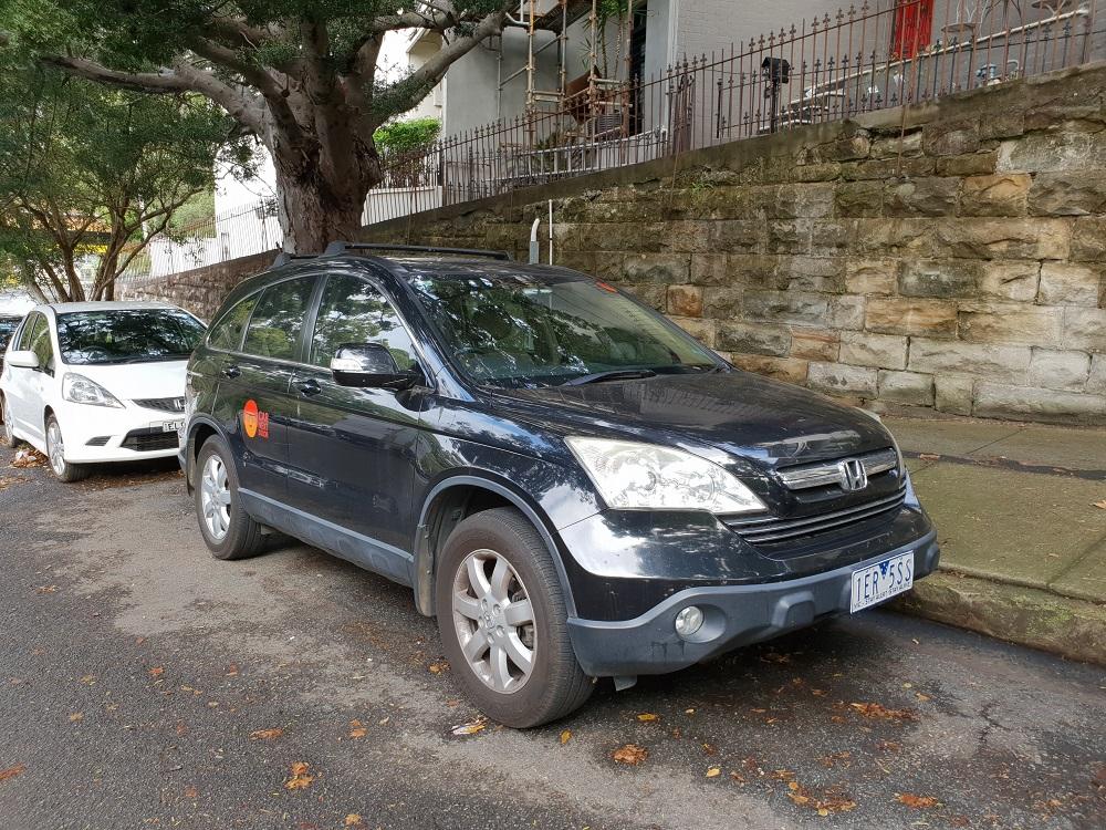 Picture of Fabian's 2008 Honda CRV