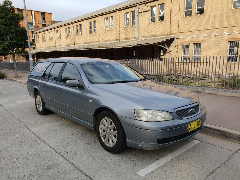 Picture of Matteo's 2004 Ford Falcon Futura