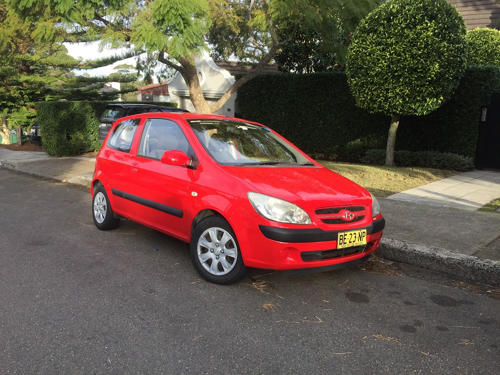 Picture of Lesley's 2006 Hyundai Getz
