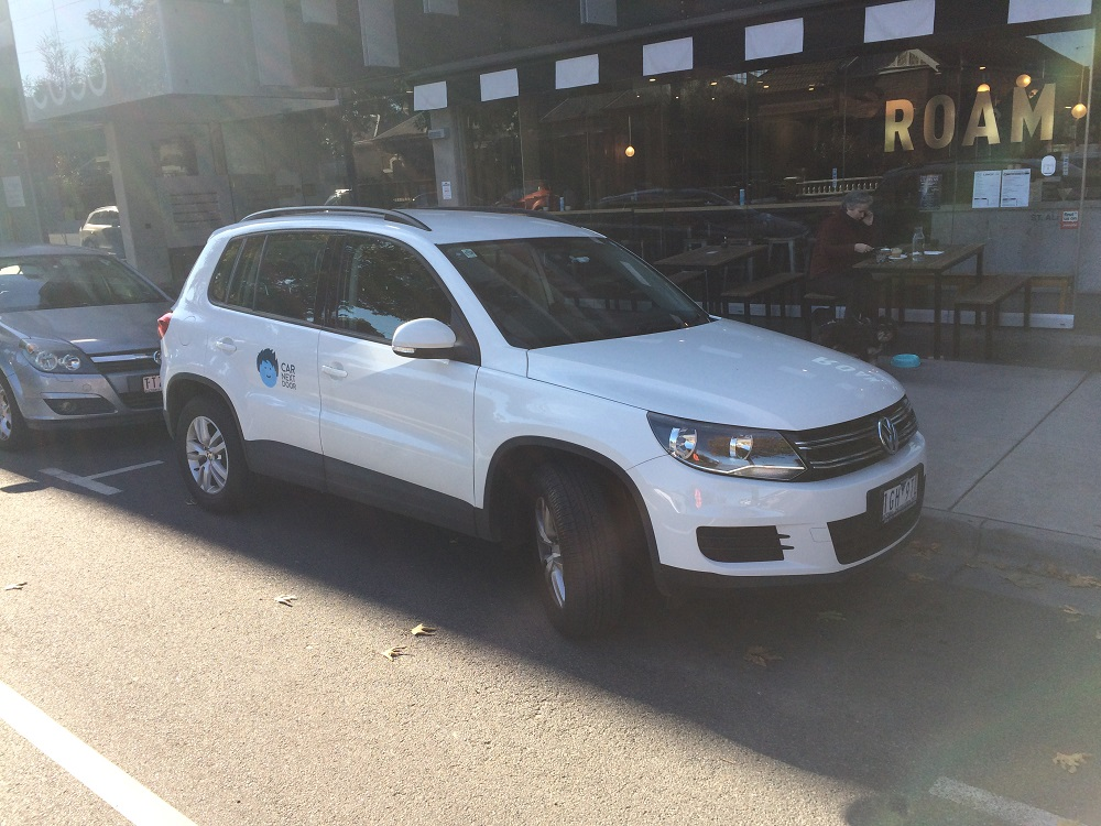 Picture of Jansen's 2015 Volkswagon Tiguan