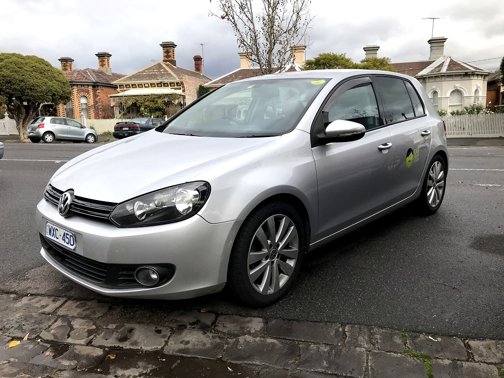 Picture of Aaron's 2009 Volkswagen Golf