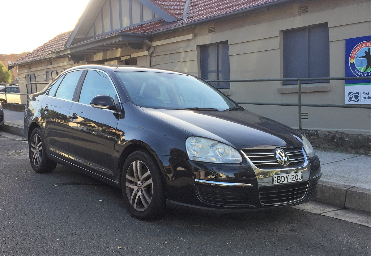 Picture of Fiona's 2007 Volkswagon Jetta