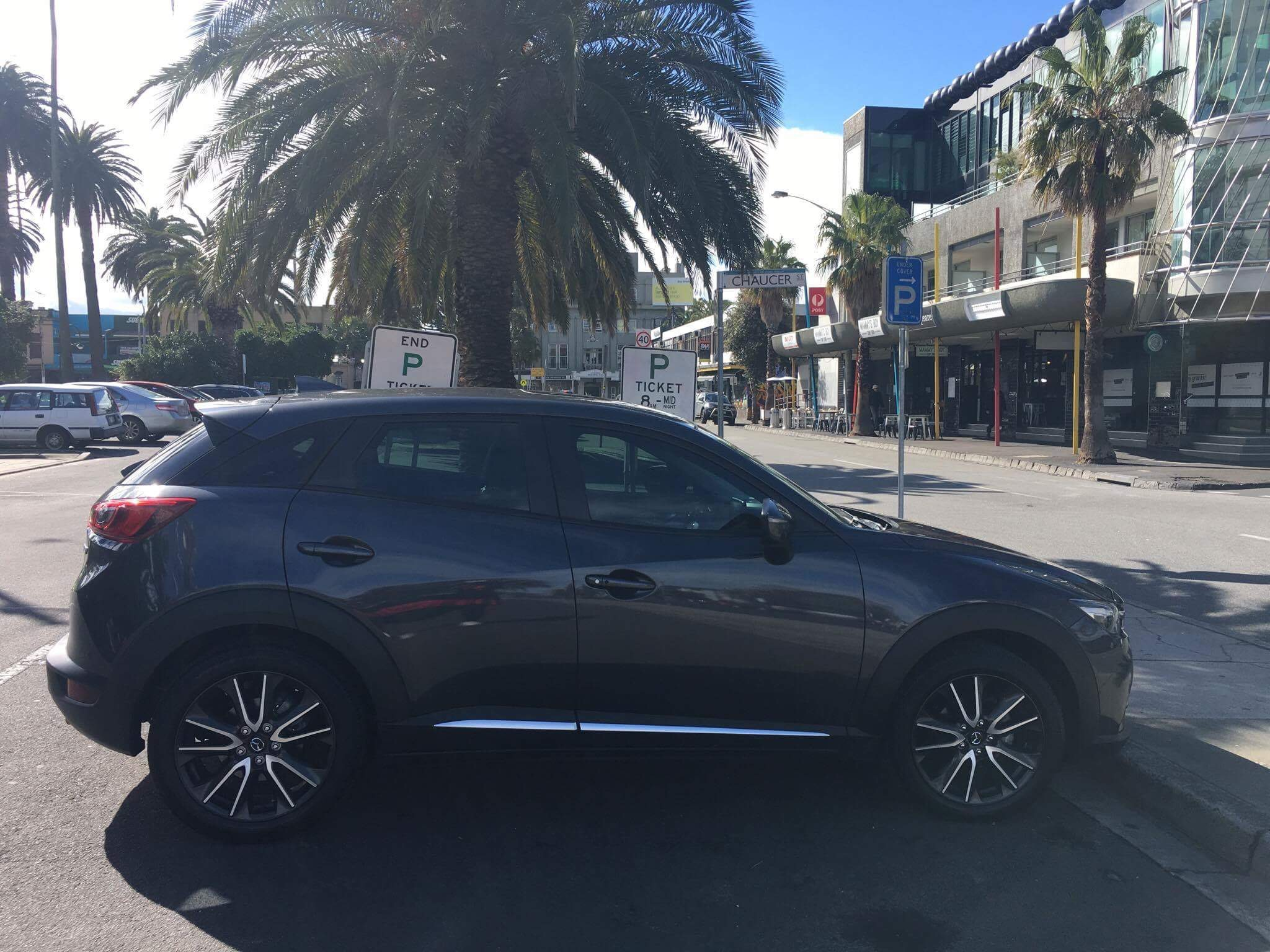 Picture of Shantel's 2016 Mazda CX3