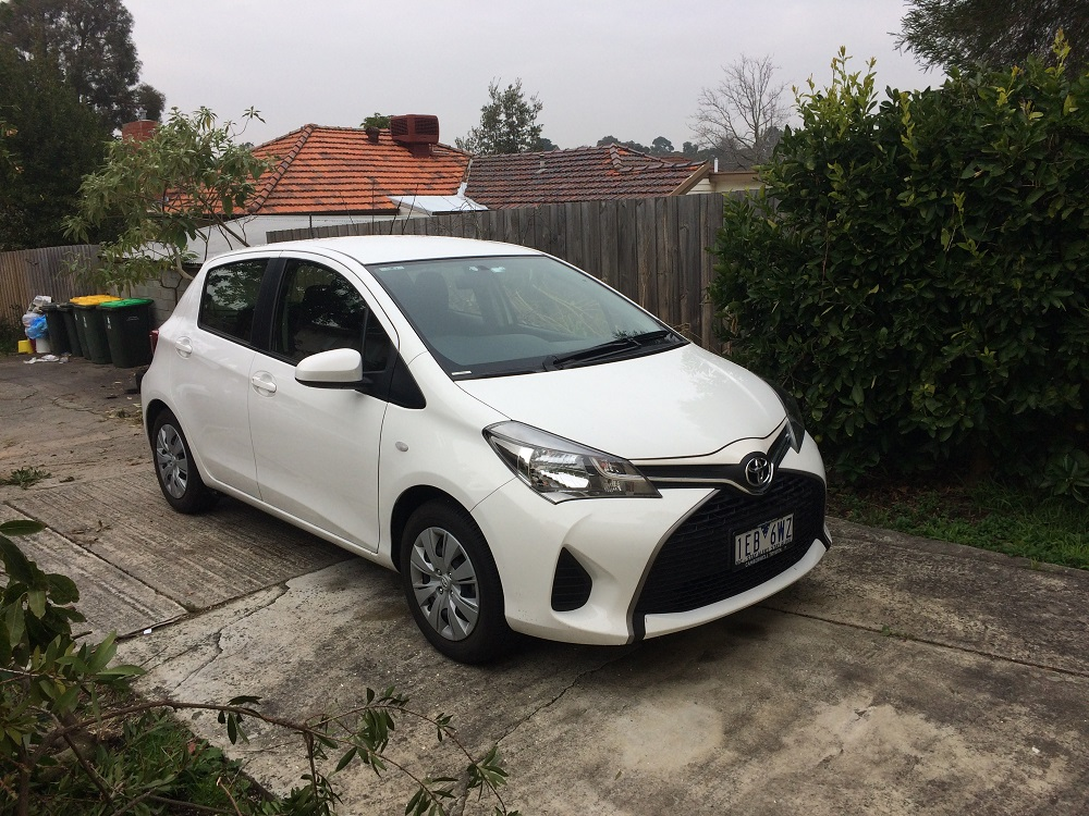 Picture of Ali's 2015 Toyota Yaris