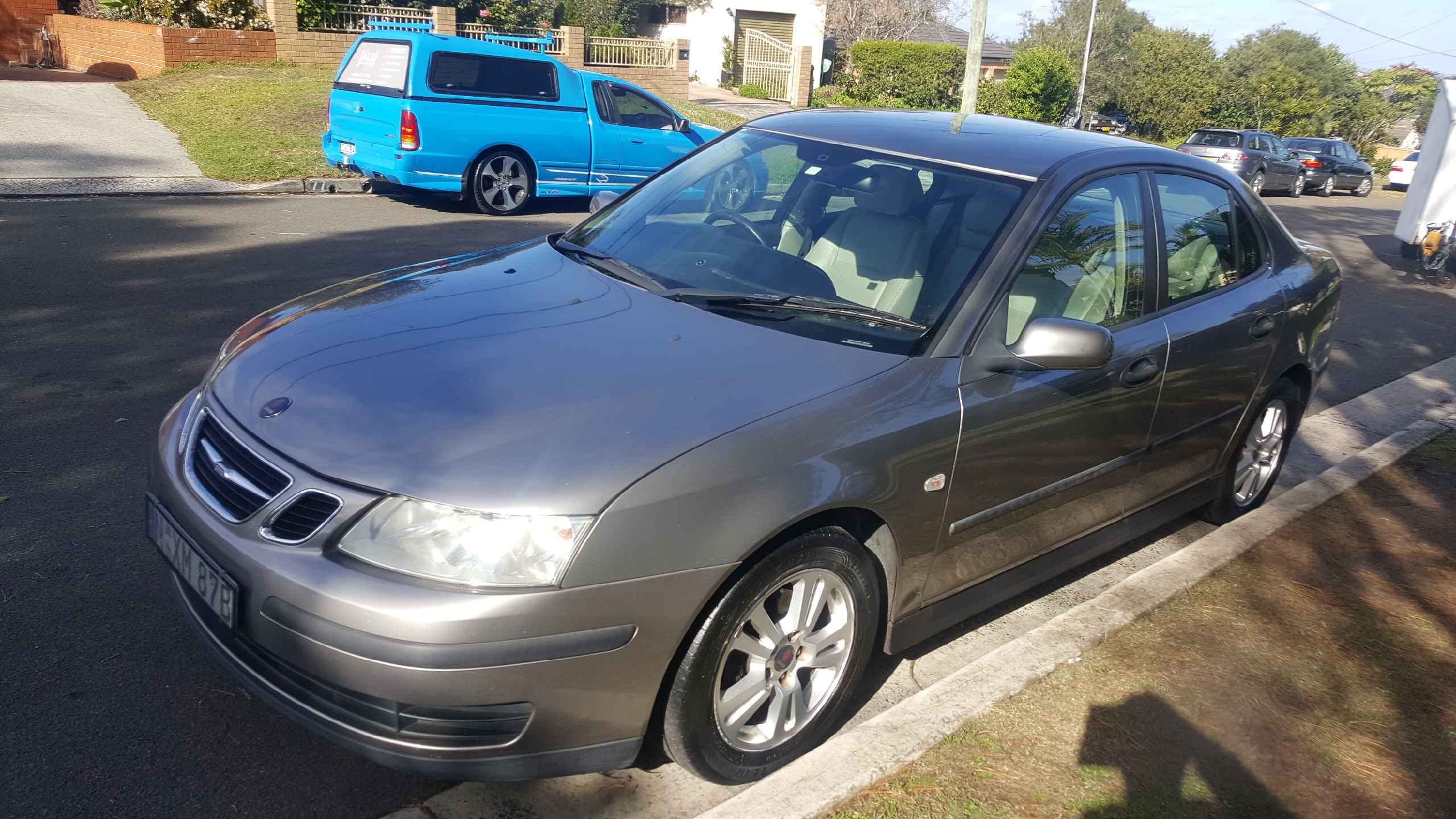 Picture of Daniela's 2006 SAAB 93