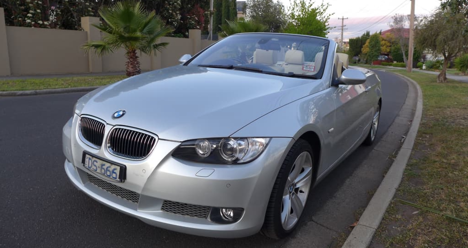Picture of Grace's 2007 BMW 335i convertible