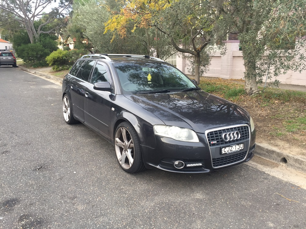 Picture of Beau's 2007 Audi A4