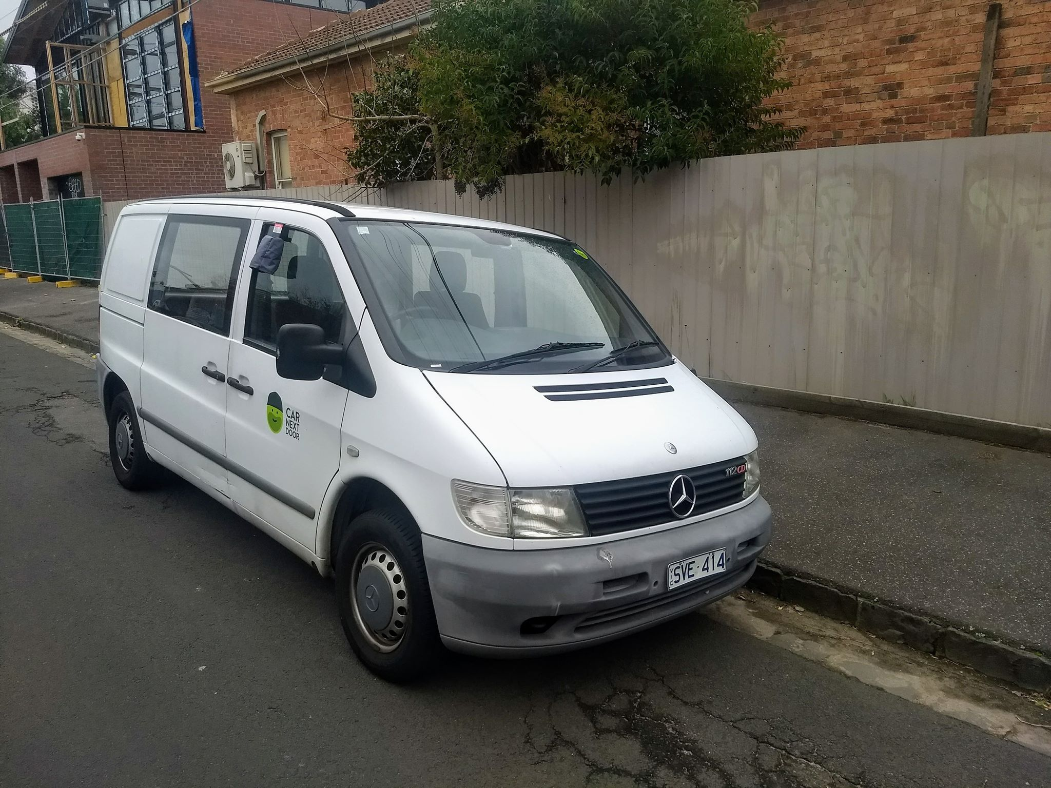 Picture of Matthew's 2004 Mercedes Benz Vito 112