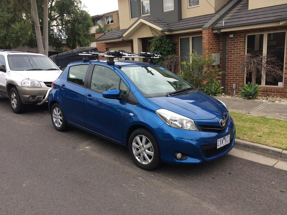 Picture of Samuel's 2013 Toyota Yaris YRX