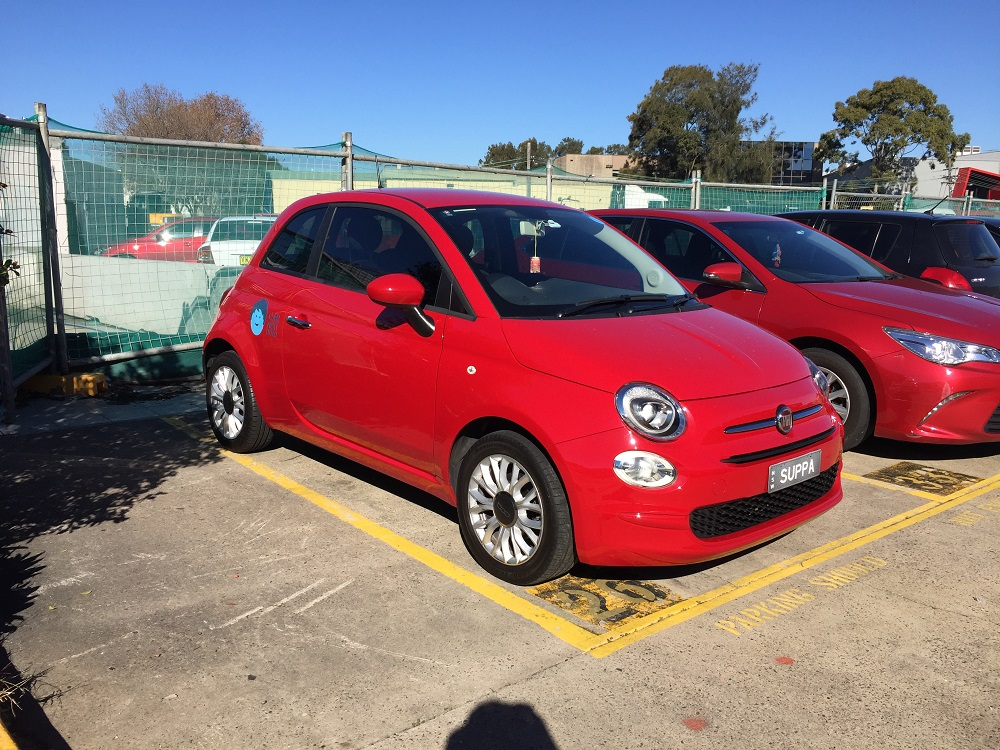 Picture of Karl's 2016 Fiat 500