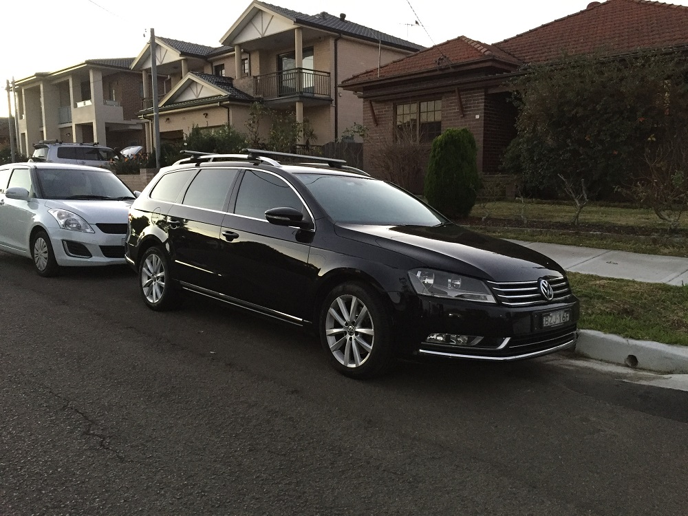 Picture of Rob's 2011 Volkswagen Passat