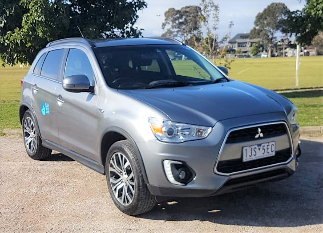 Picture of Leah's 2015 Mitsubishi ASX