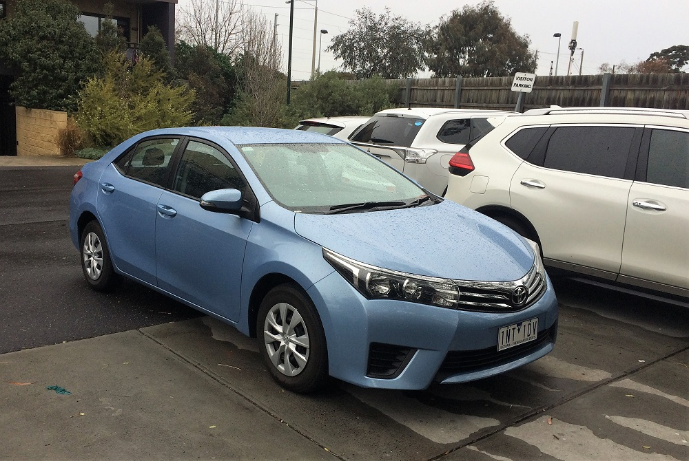 Picture of Dhammika's 2014 Toyota Corolla