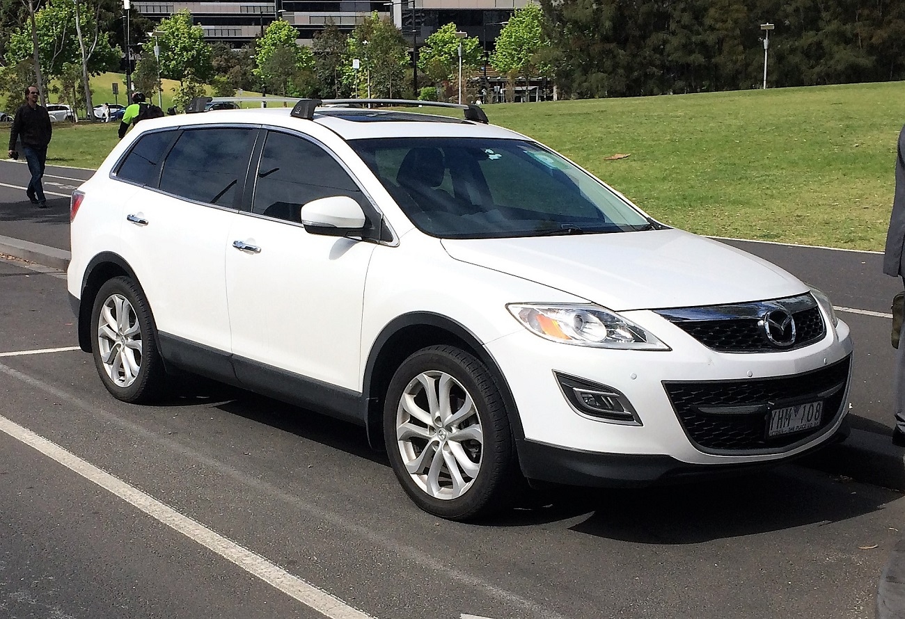 Picture of Kumar's 2010 Mazda CX9