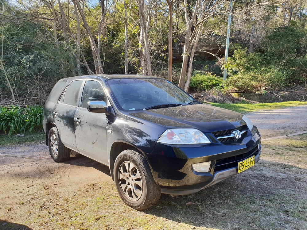 Picture of Kai Xuan's 2004 Honda MDX