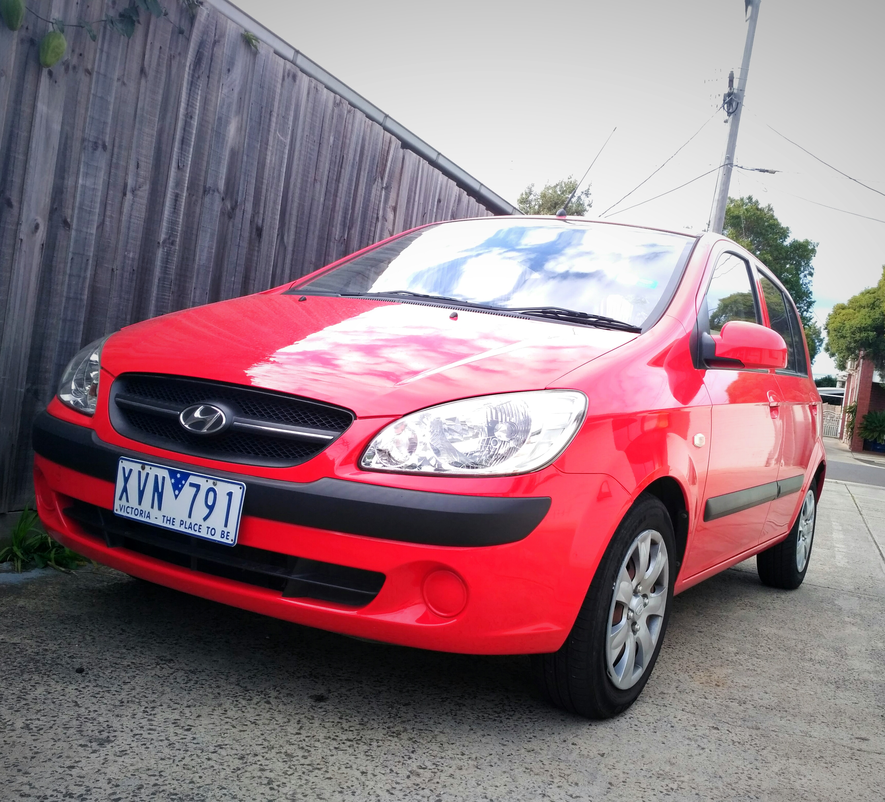 Picture of Jack's 2010 Hyundai Getz