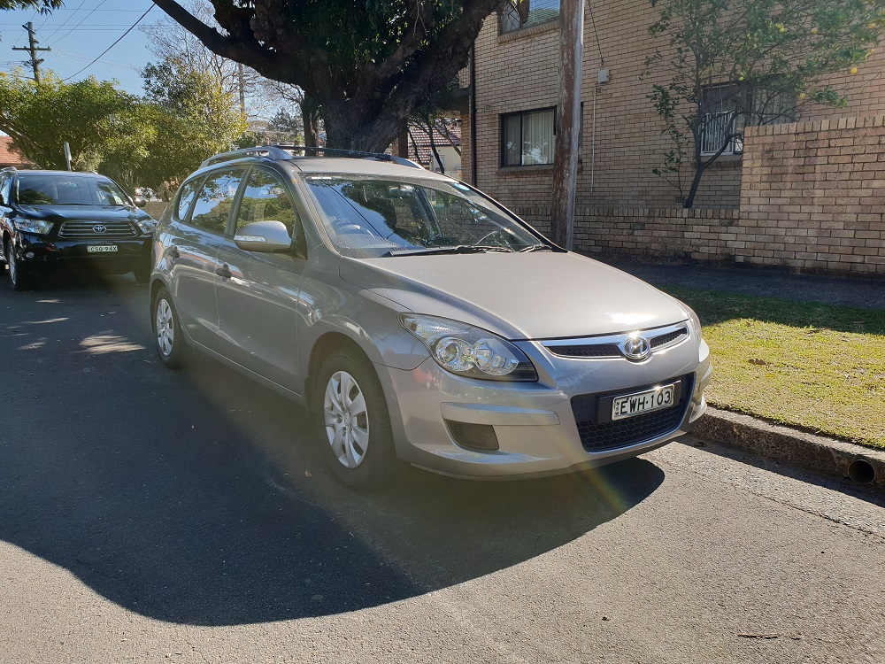 Picture of Todd's 2011 Hyundai I30