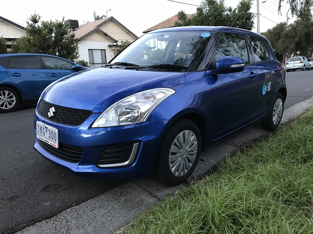 Picture of Skipp's 2016 Suzuki Swift