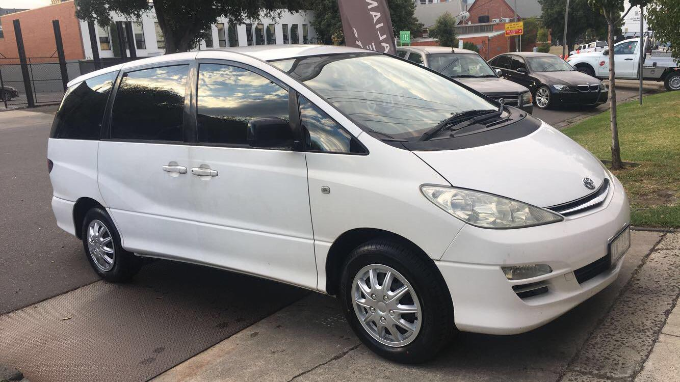 Picture of Calum's 2003 Toyota Tarago