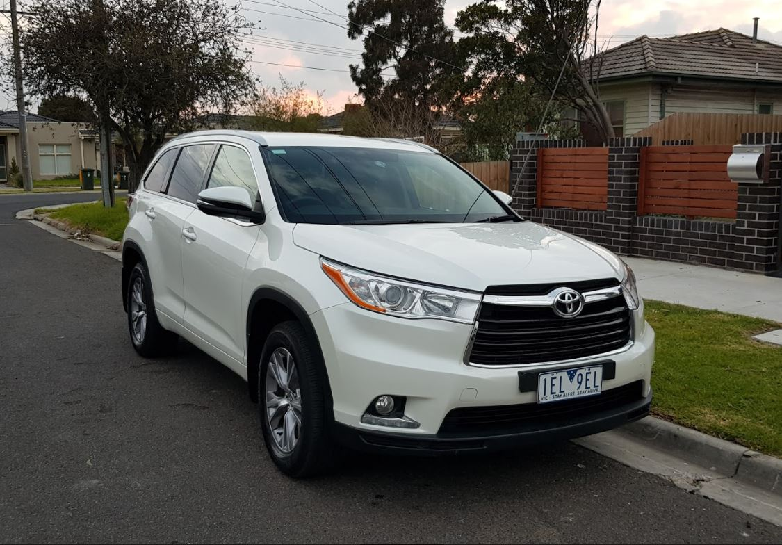 Picture of Mohammad Sameh's 2015 Toyota Kluger