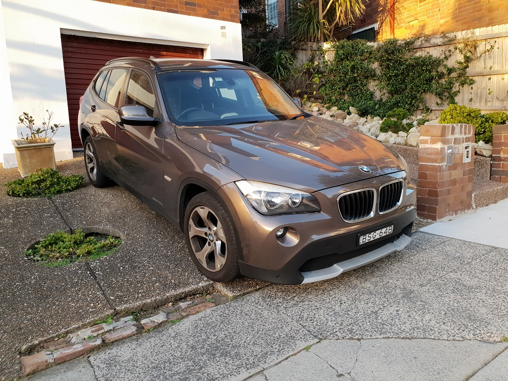 Picture of Murat's 2010 BMW X1