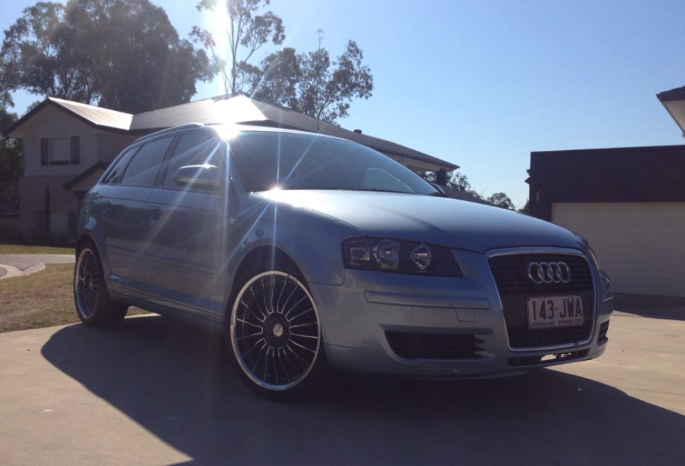 Picture of Pratik's 2006 Audi A3