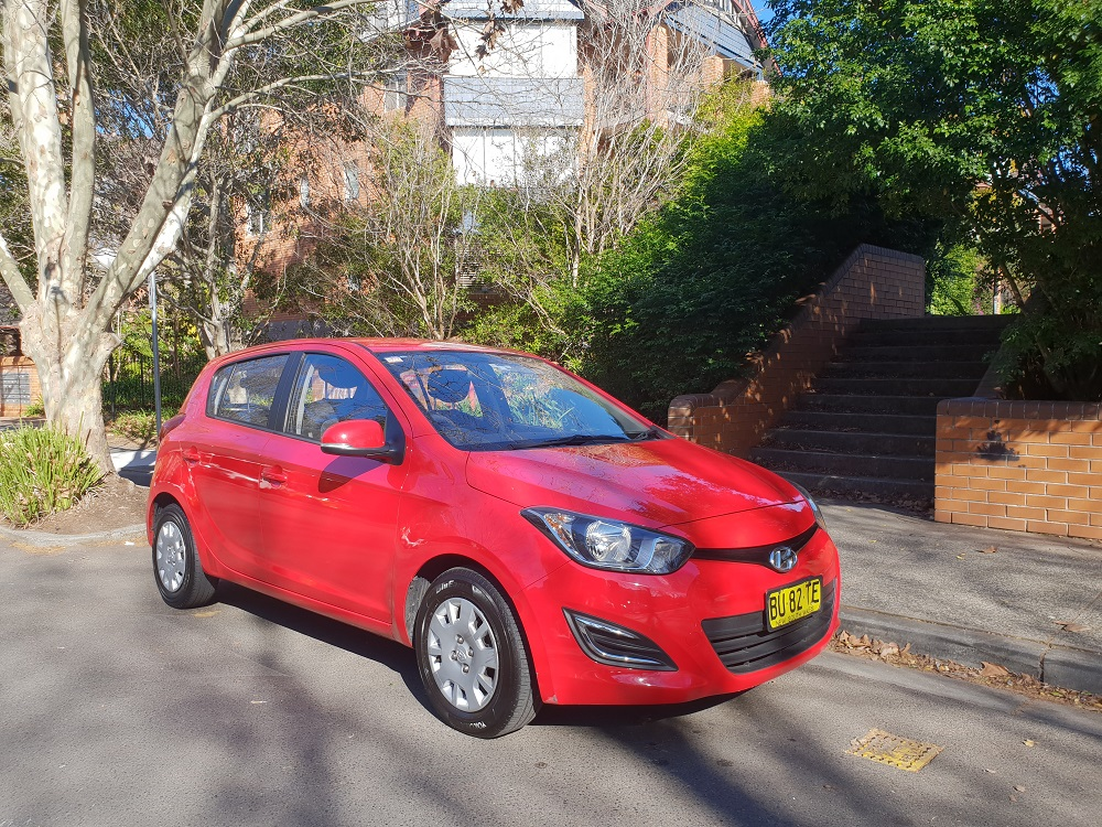 Picture of Hermine's 2013 Hyundai I20 Active