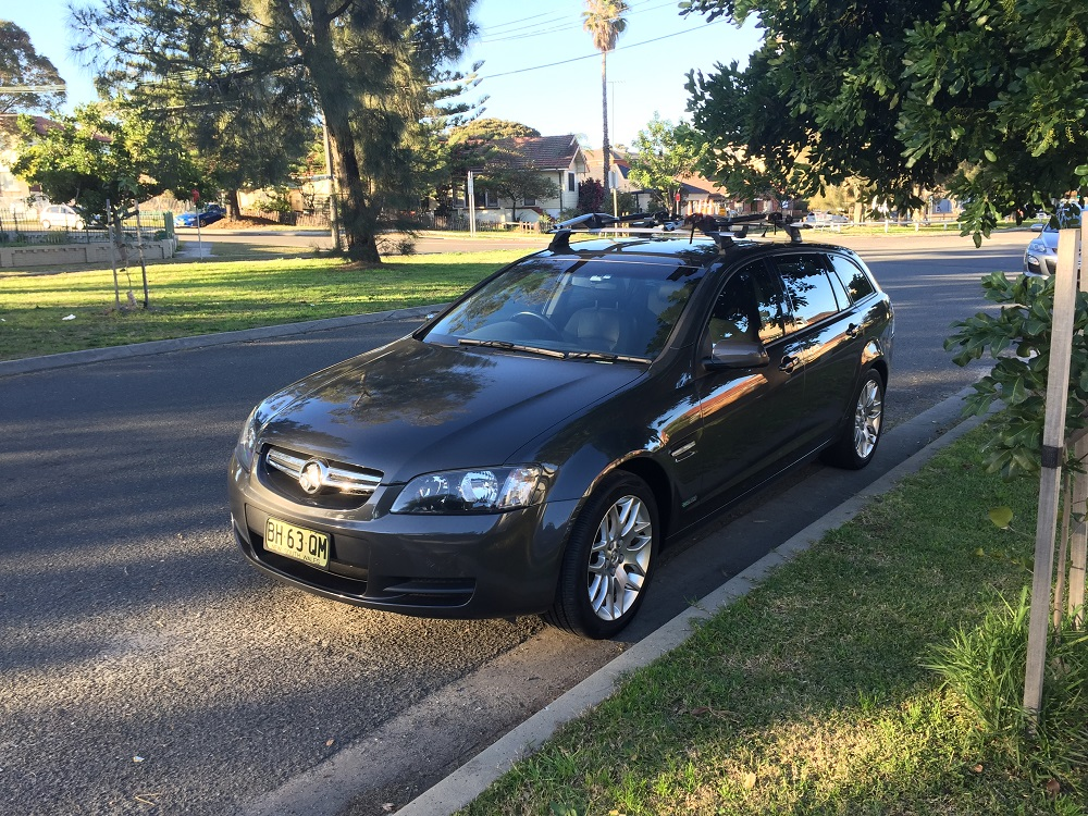 Picture of Duncan's 2010 Holden Commodore
