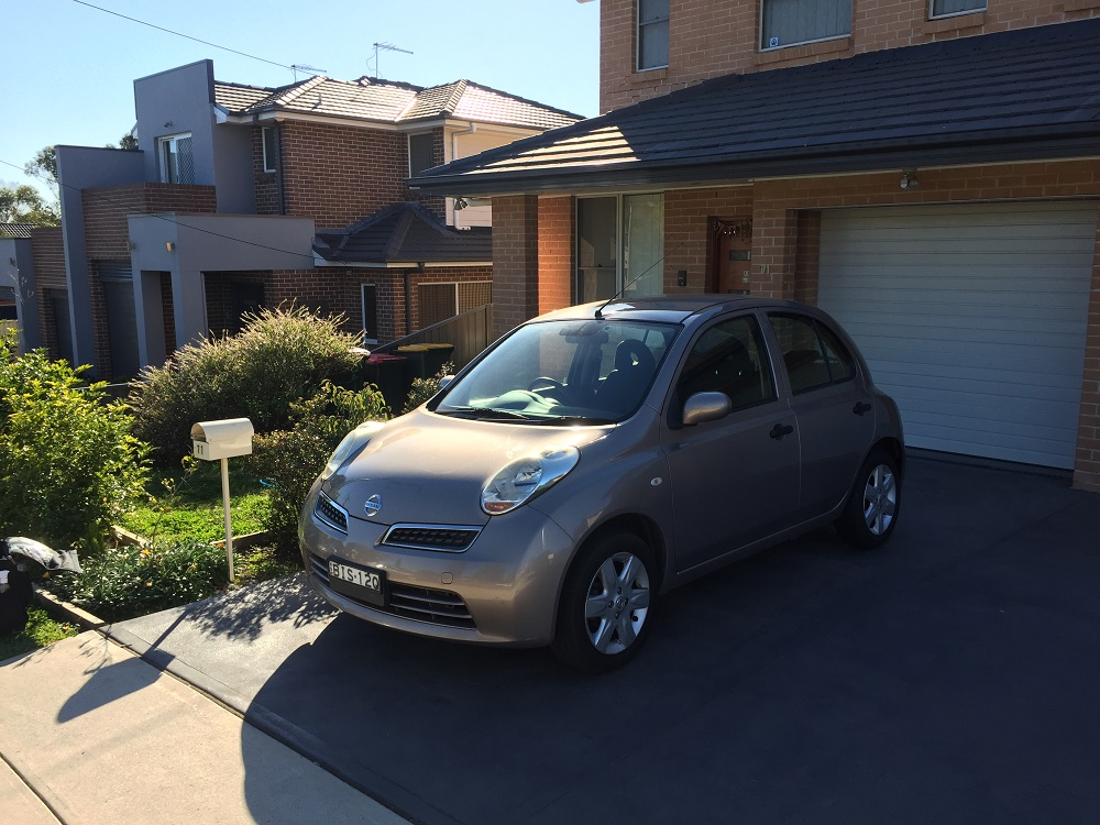 Picture of Sangeeta's 2009 Nissan Micra