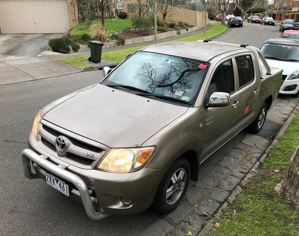Picture of Gary's 2005 Toyota Hilux