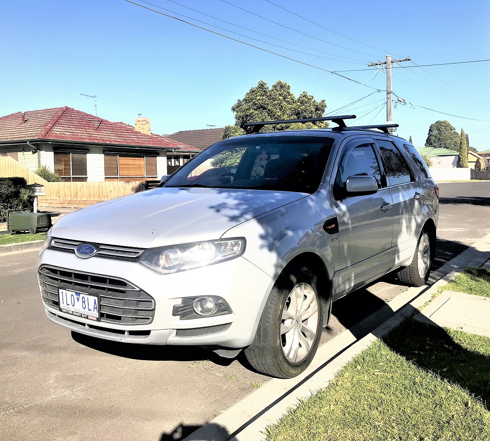 Picture of Willem's 2013 Ford Territory