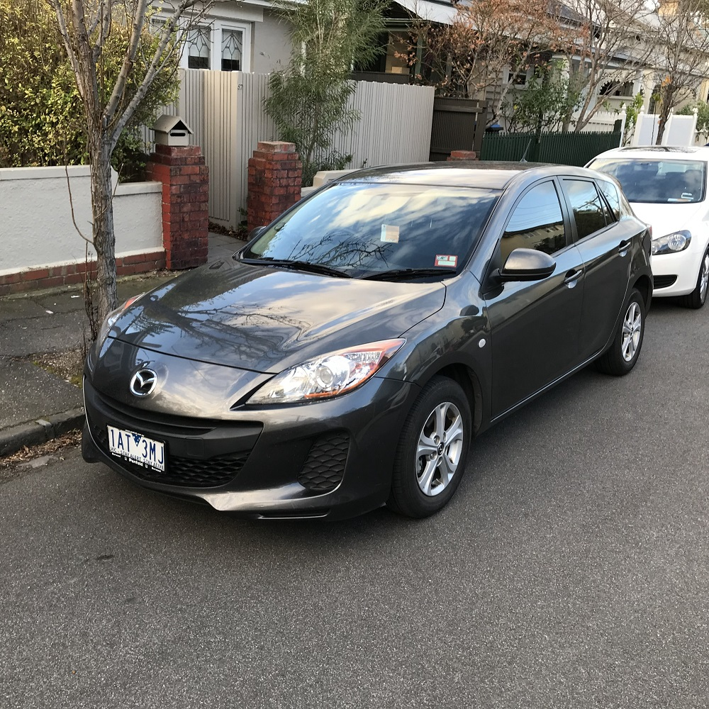 Picture of Edward's 2013 Mazda 3