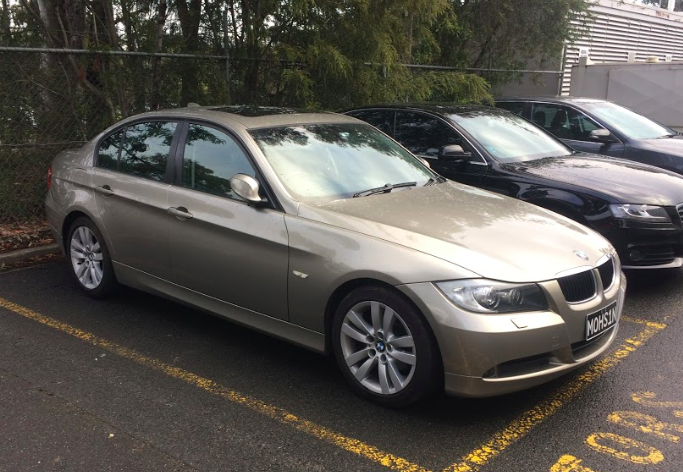 Picture of Muhammad's 2008 BMW 320i Executive E90
