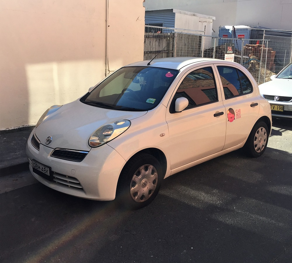 Picture of Caitlyn's 2009 Nissan K12 Micra