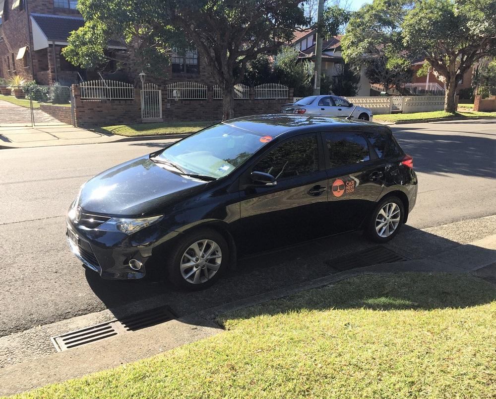 Picture of Lauren's 2014 Toyota Corolla