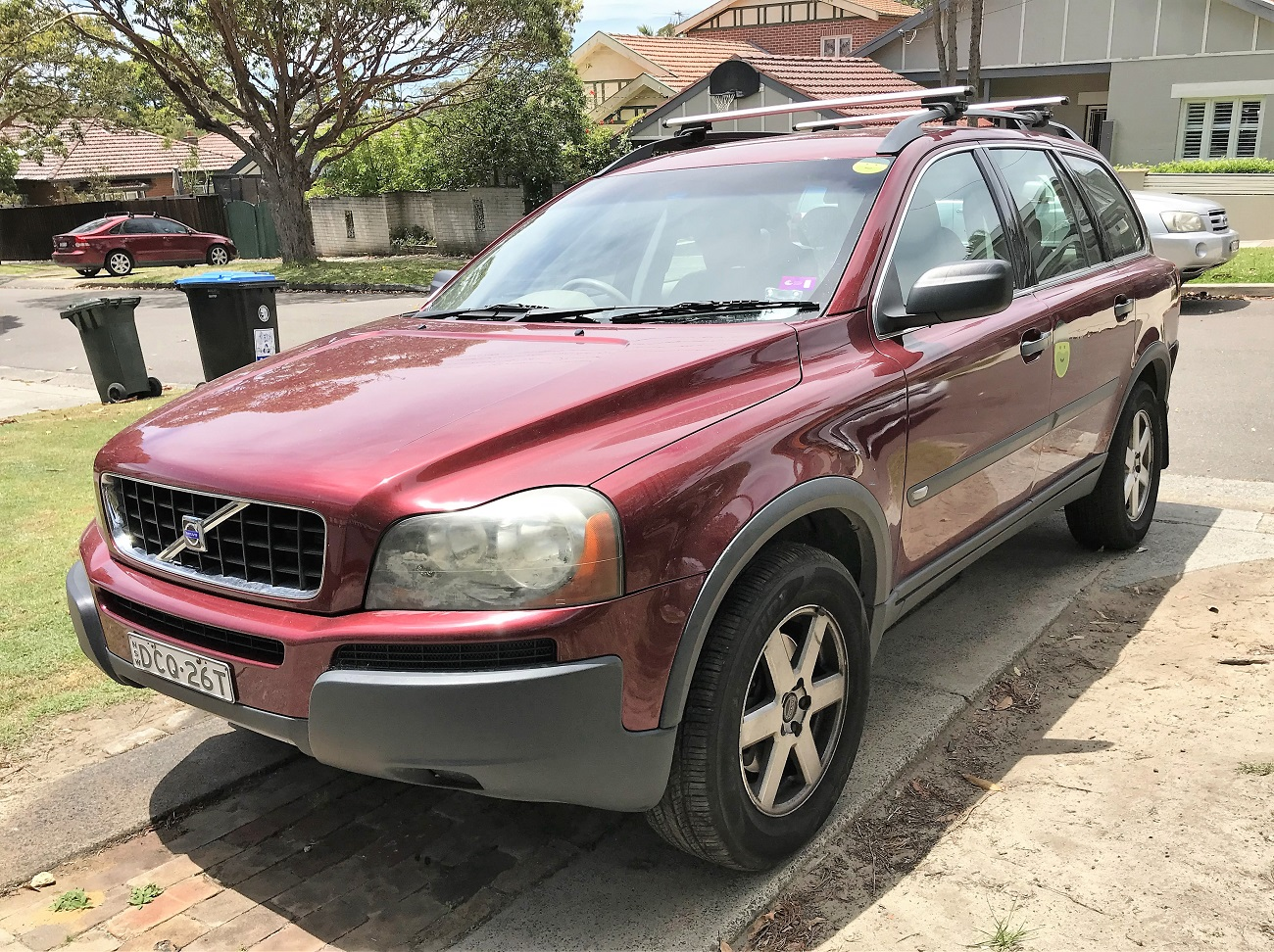 Picture of David's 2004 Volvo XC90