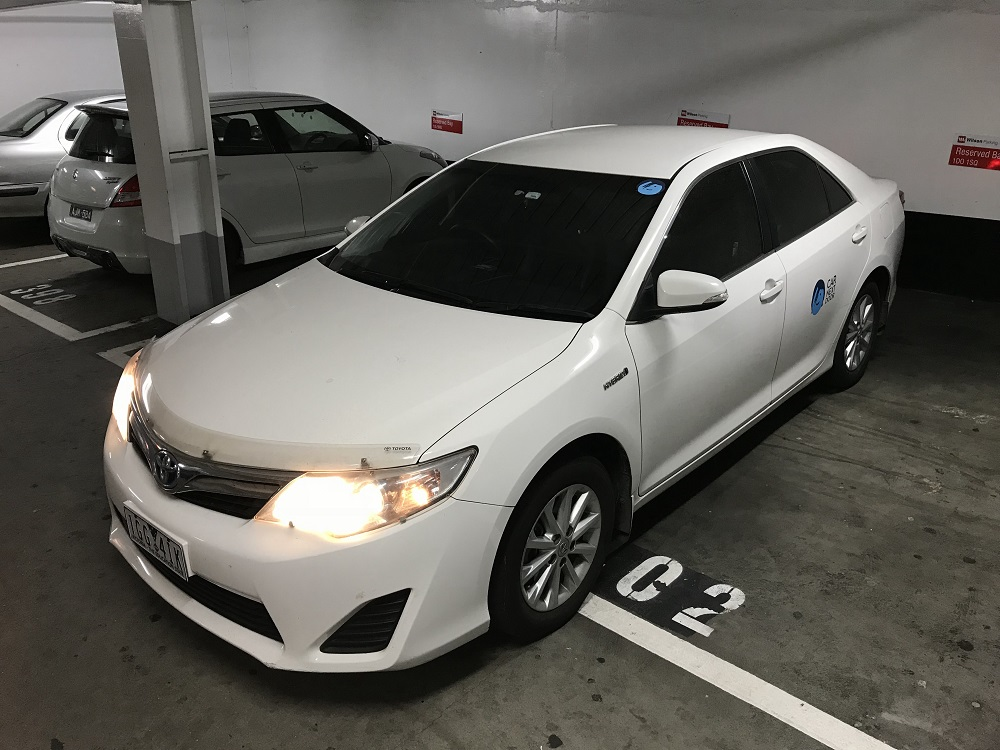 Picture of Dineshkumar's 2012 Toyota Camry Hybrid