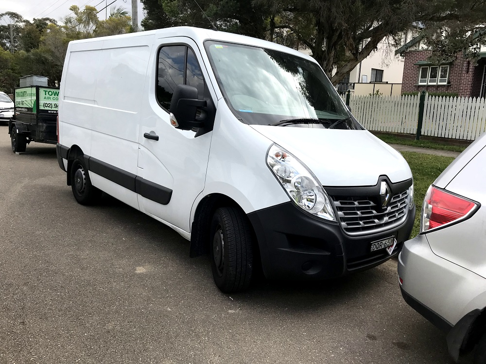 Picture of Vito's 2017 Renault Master