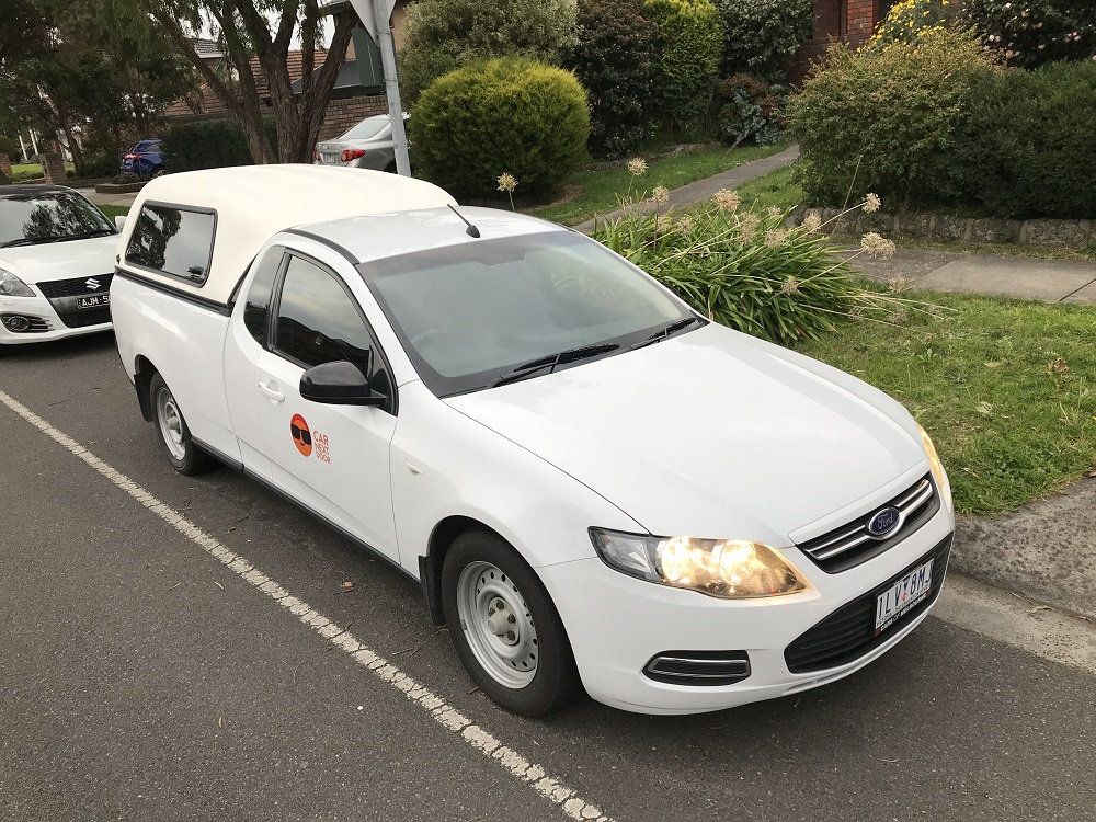 Picture of Paul's 2011 Ford Falcon